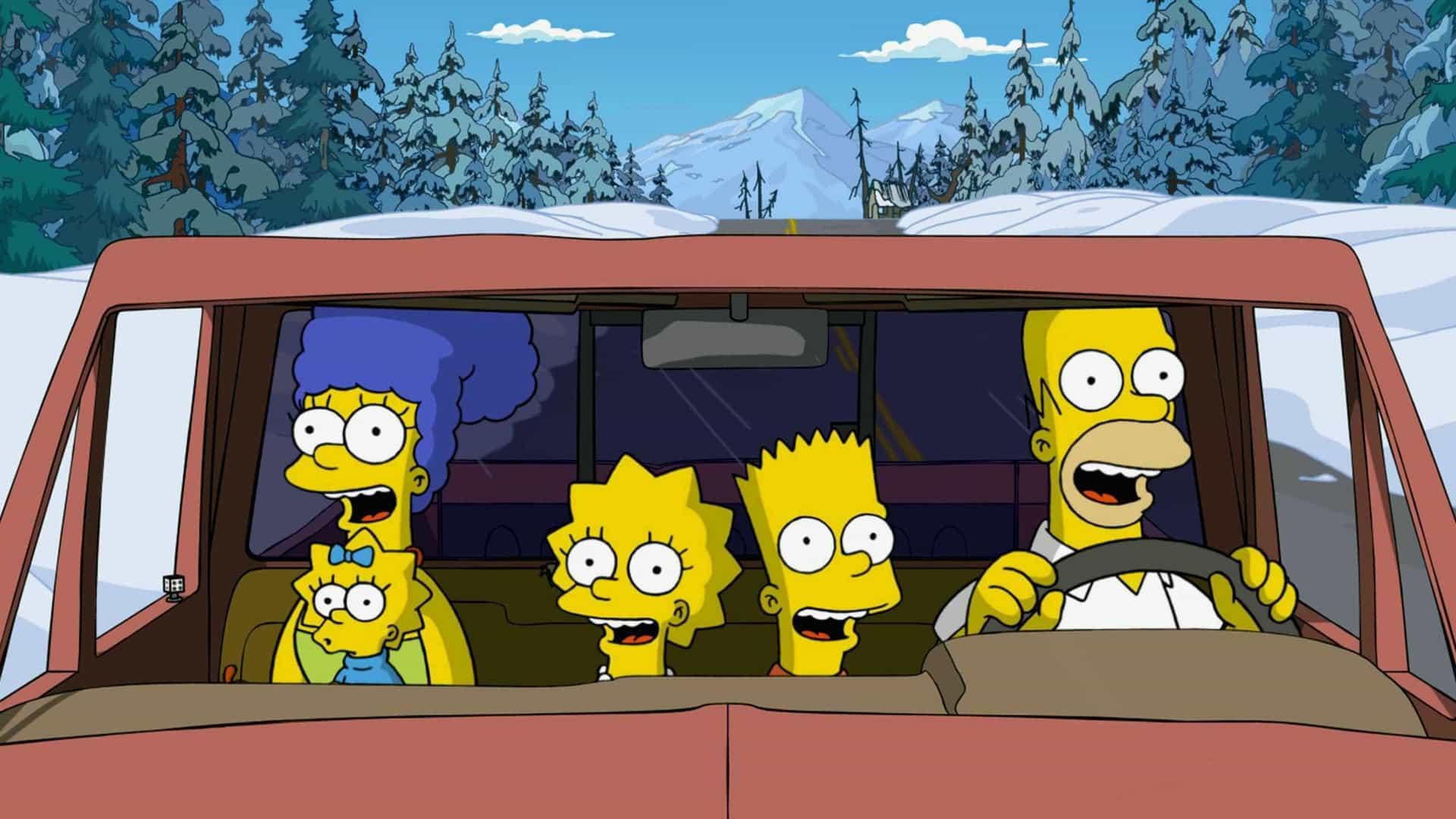 Simpsons não terão atores brancos a dar voz a personagens de minorias