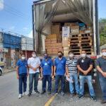 HU-UFMA doa quase meio milhão em insumos para Manaus