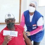 Em parceria com o governo do estado Raposa reforça vacina em povoados