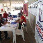 Governo inicia testagem contra a Covid-19 no Terminal Rodoviário de São Luís
